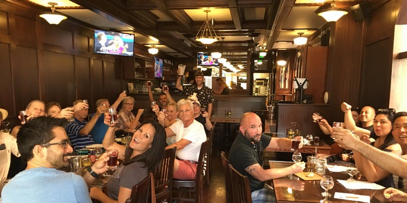Experience the History of Old Town Pasadena on the Historic Pub Crawl