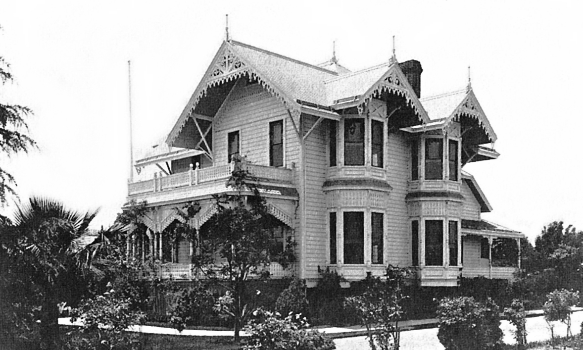 Conservationist's 1886 House Still Stands at 267 N. El Molino, Pasadena
