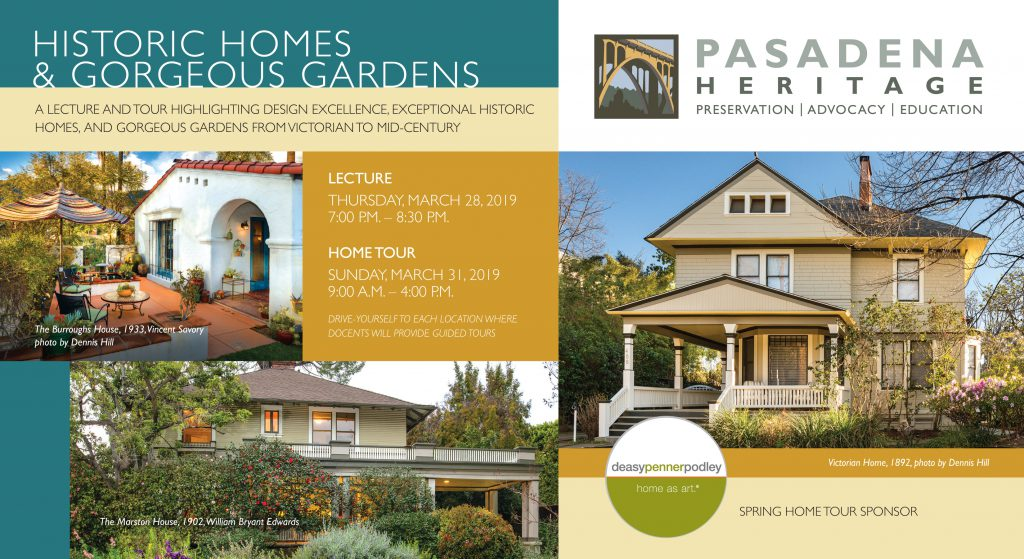 SAVE THE DATE ! Spring Home Tour -