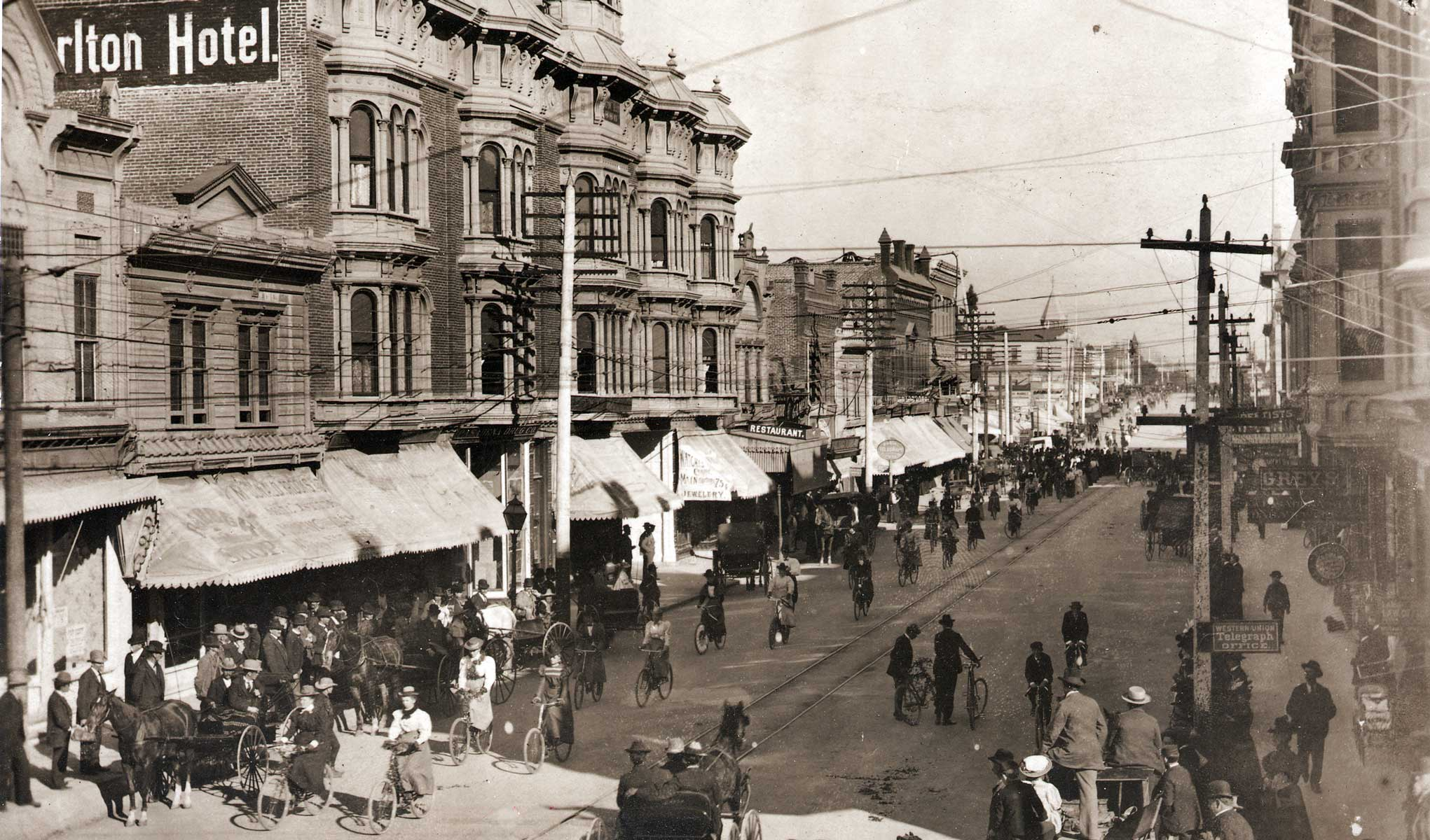 Old Pasadena Historic District