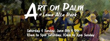 Art on Palm Returns June 8th & 9th!