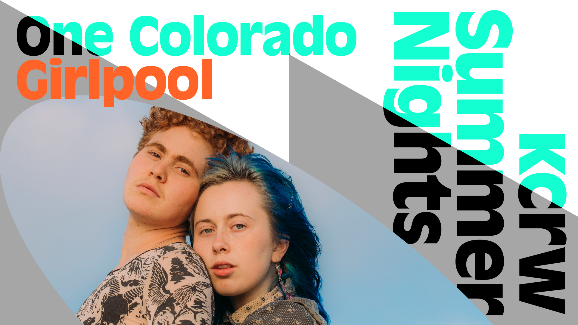 Girlpool at KCRW Summer Nights Sat Jun 15 @ 7:30pm