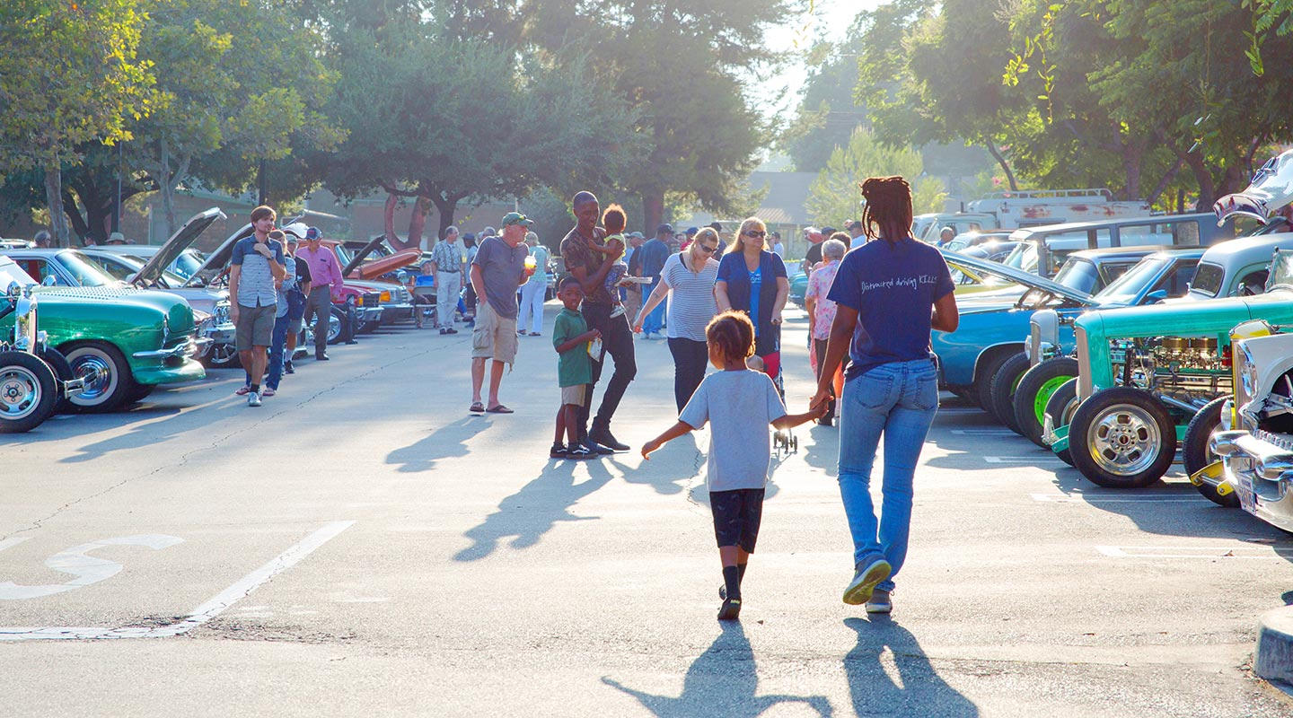 Classic Car Nights at Lake Ave Kicks Off Friday June 14th!