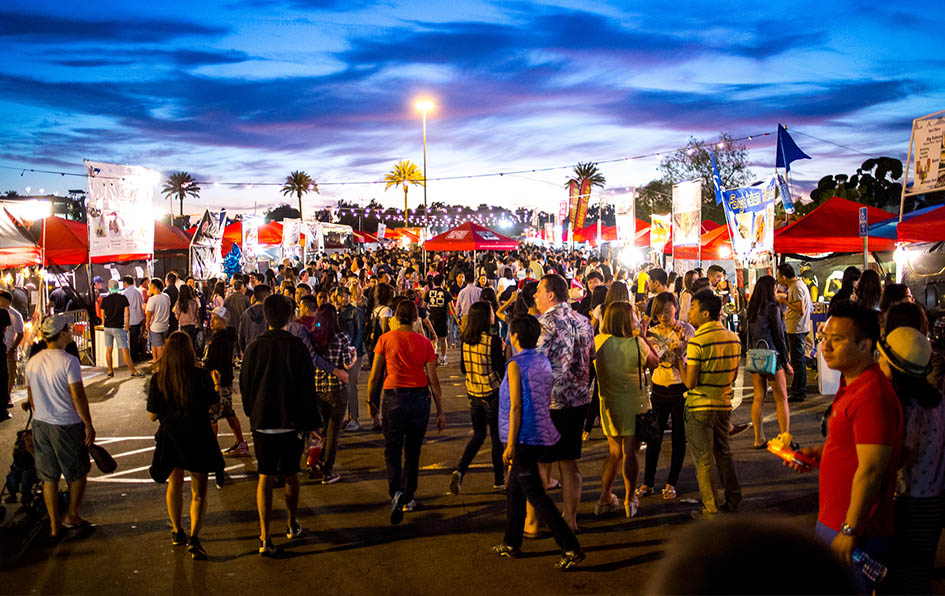 The 626 Night Market Returns to the Santa Anita Racetrack!